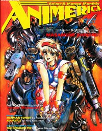 Animerica – Urotsukidoji – Legend of the Overfiend – Masamune Shirow – Devilman – August 1993