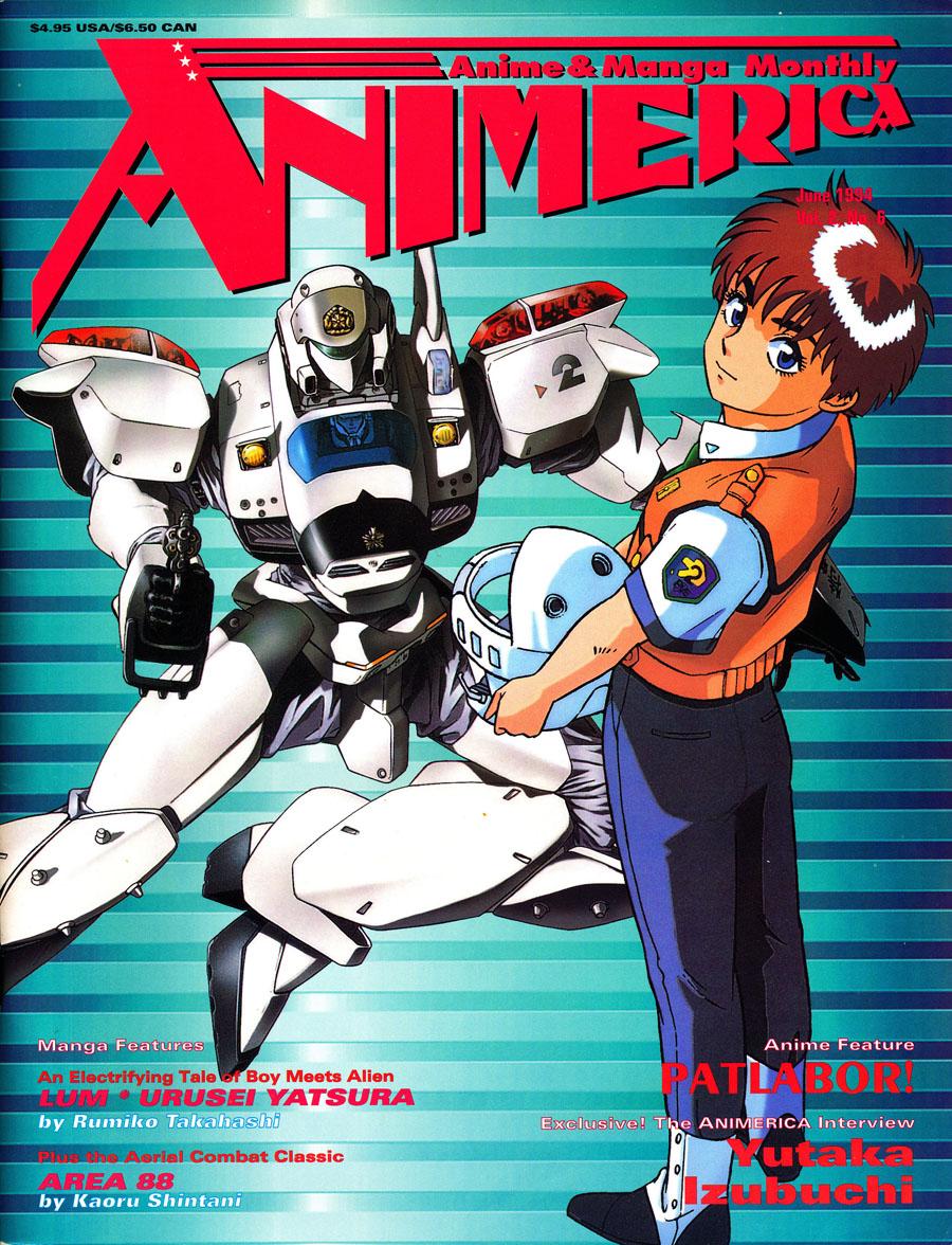 Patlabor-mobile-police-anime