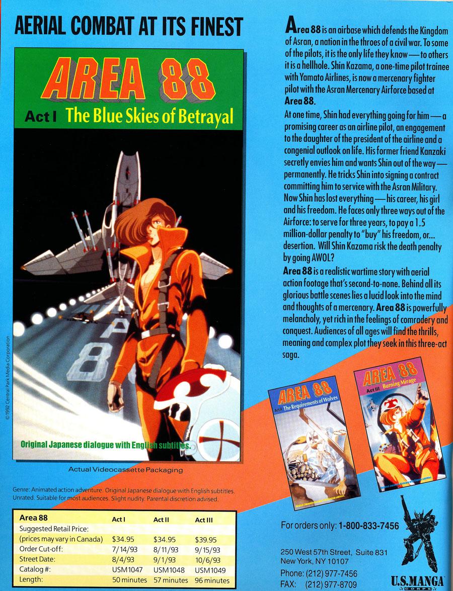 area-88-anime-vhs
