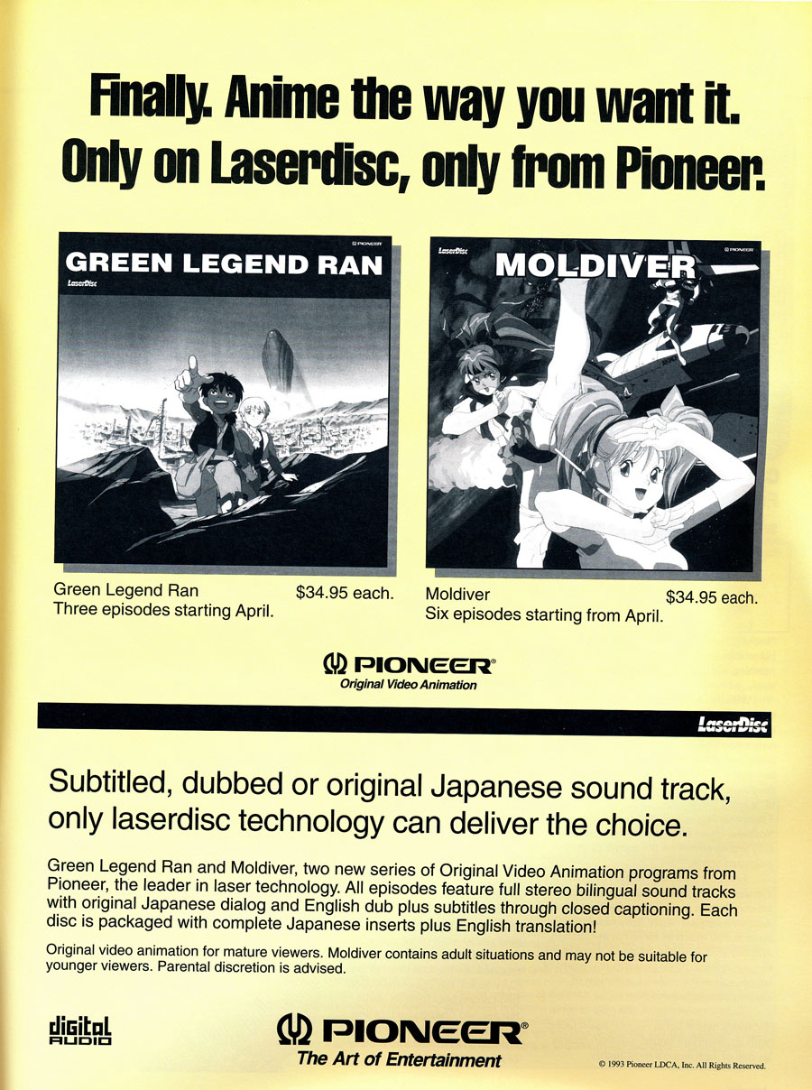 green-legend-ran-moldiver-pioneer-anime