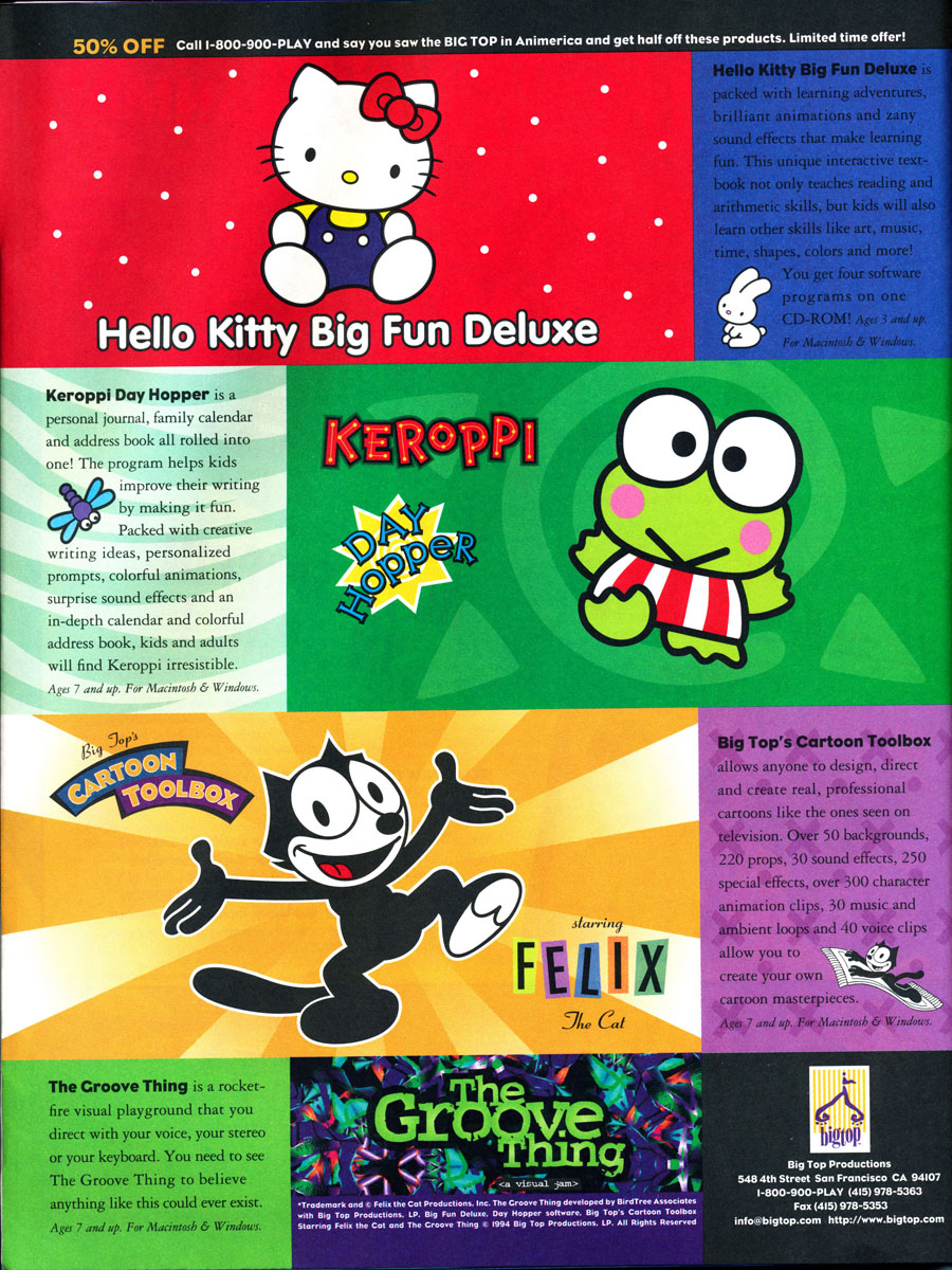 1995-Hello-Kitty-Keroppi-Felix-Ad