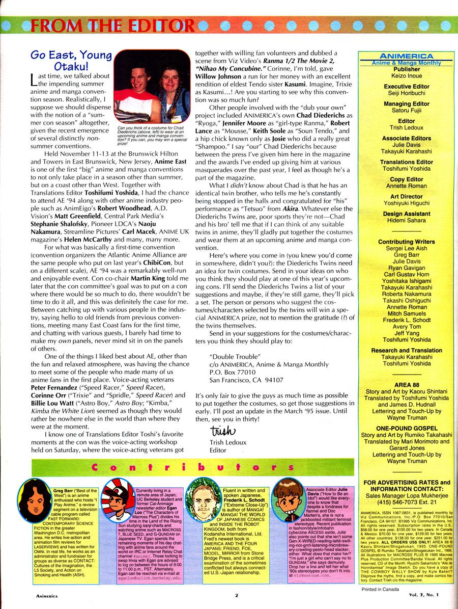 Animerica-Magazine-1995-Editor-Staff-Names