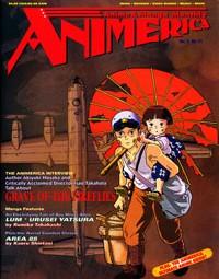 Animerica – Grave of the Fireflies – Urotsukidoji III Return of the Overfiend – Kekko Kamen -November 1994