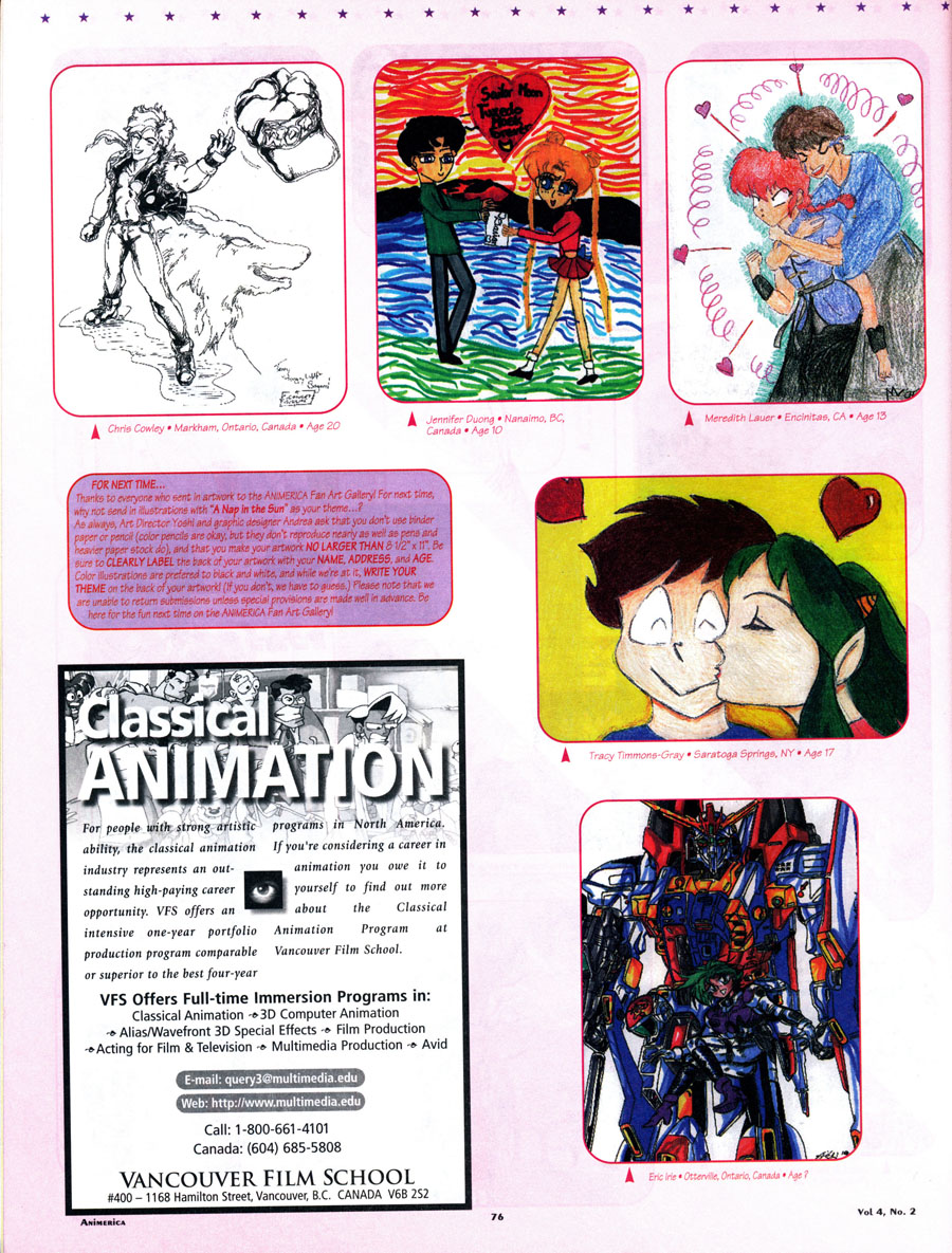 Animerica-Anime-Fan-Art-February-1996