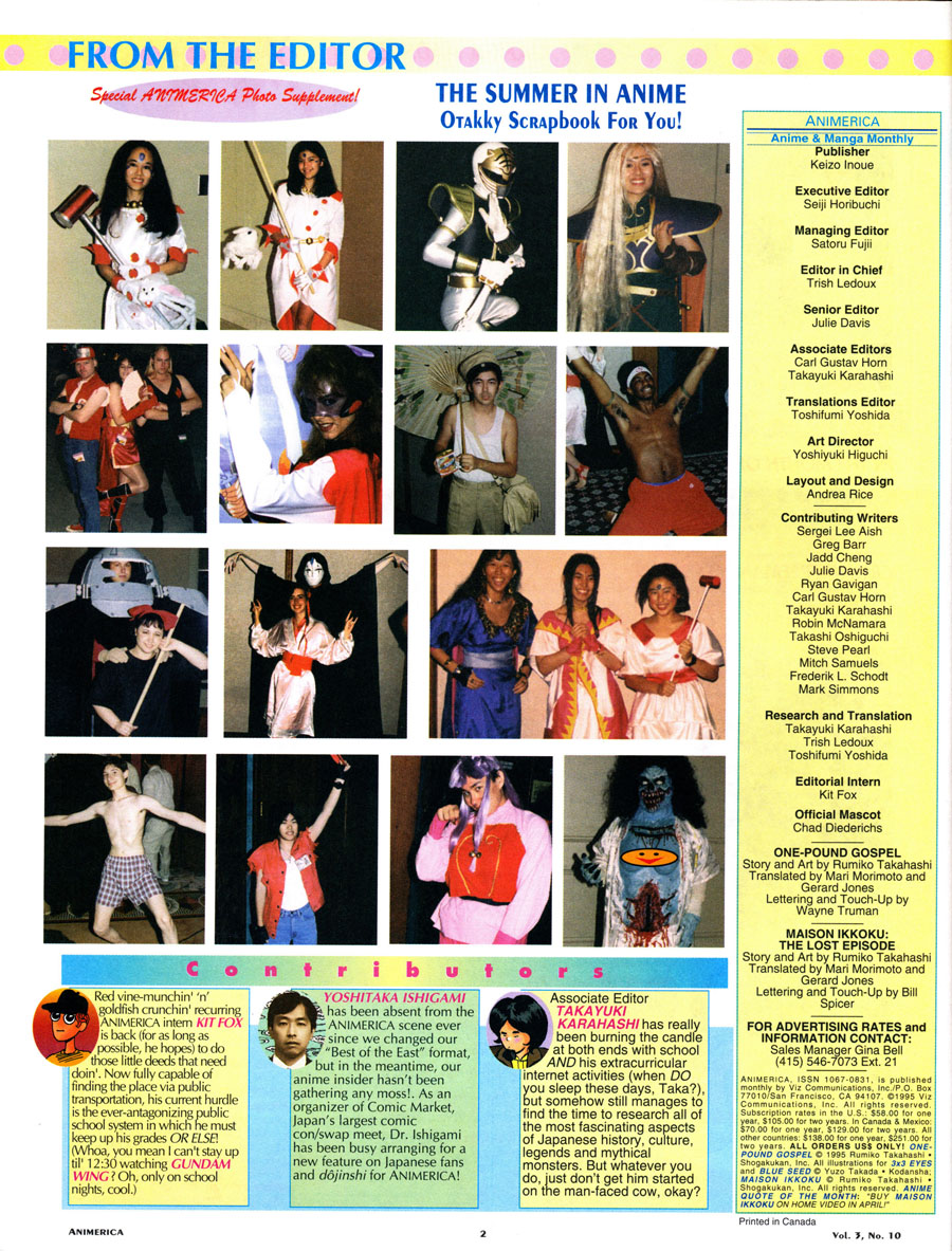 Animerica-Cosplay-1995-Anime-Conventions
