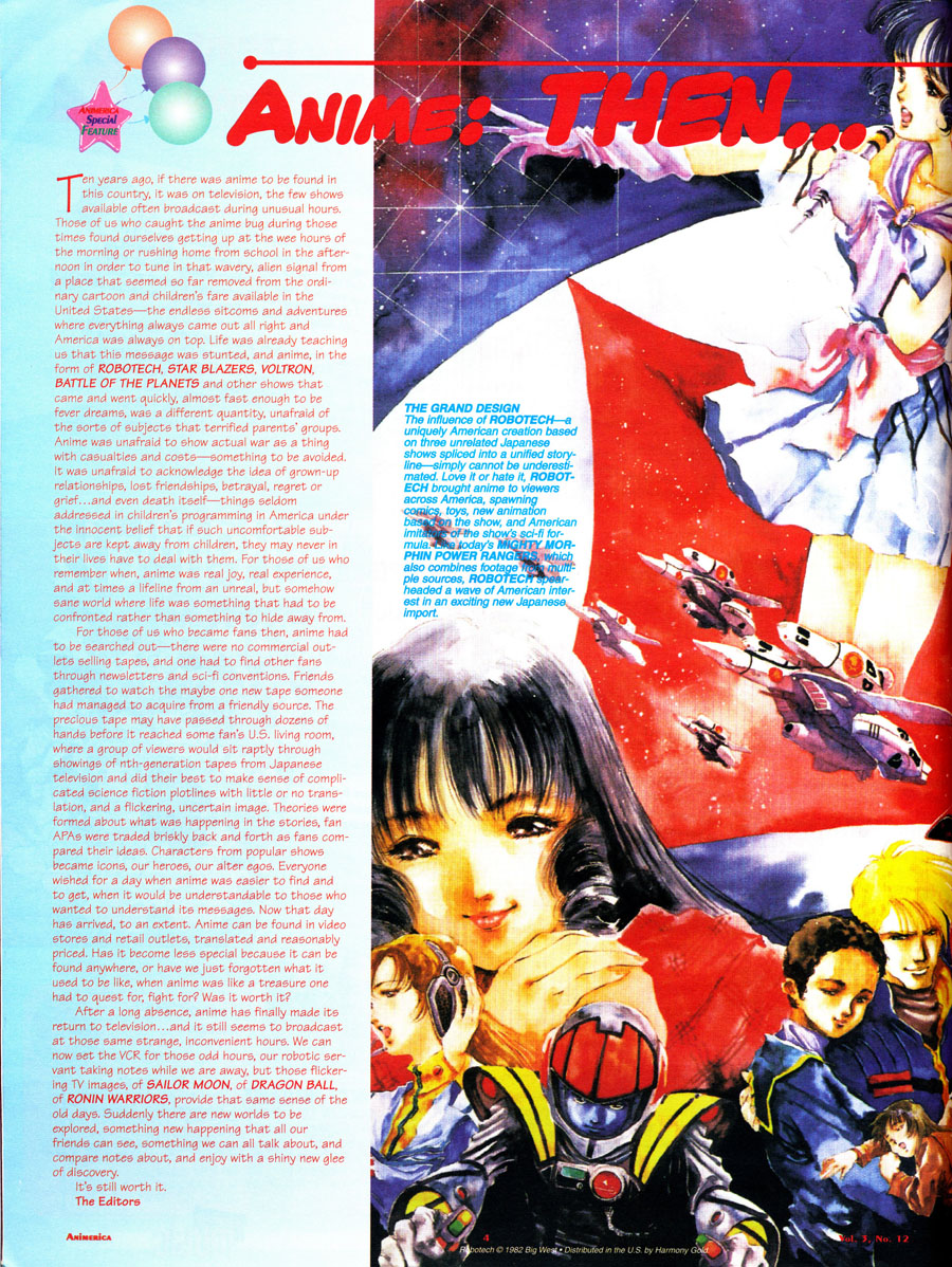 Animerica-Macross-Robotech-Anime-Then