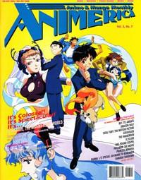 Animerica – El Hazard AMV – Ryo-Oh-Ki – 801 T.T.S. Airbats – July 1995