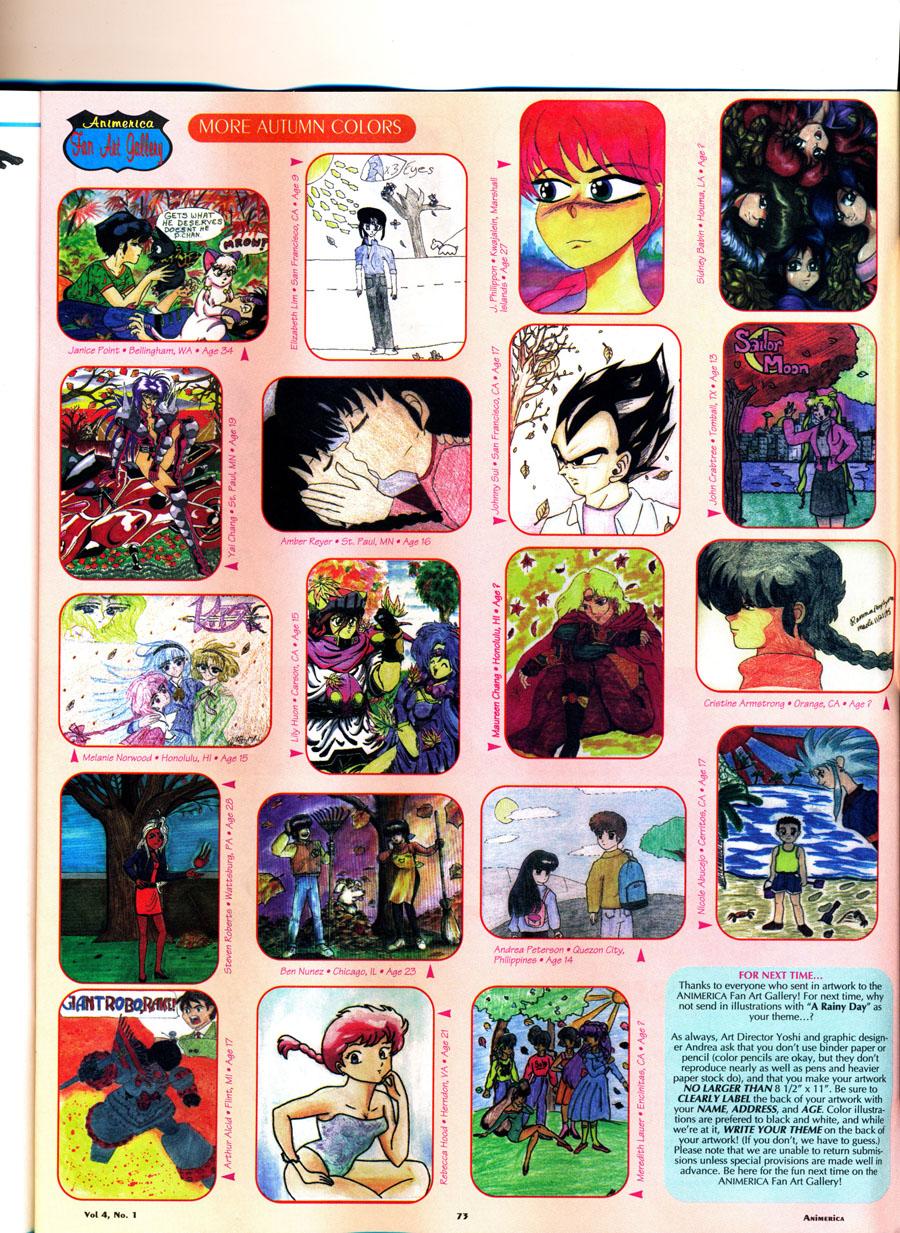 January-1996-Anime-Fan-Art