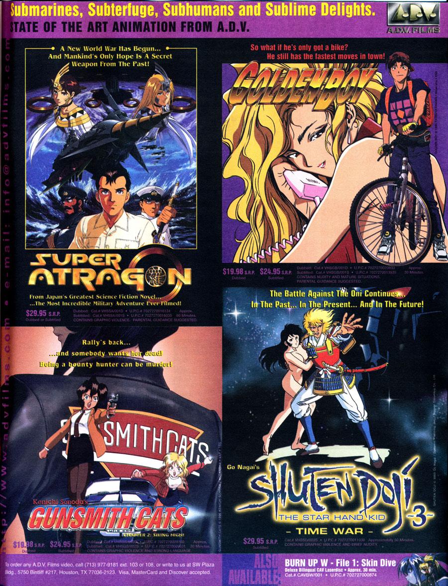 Golden-Boy-Super-Atragon-Gunsmith-Cats-Shutendoji-AD-AVD-Vision