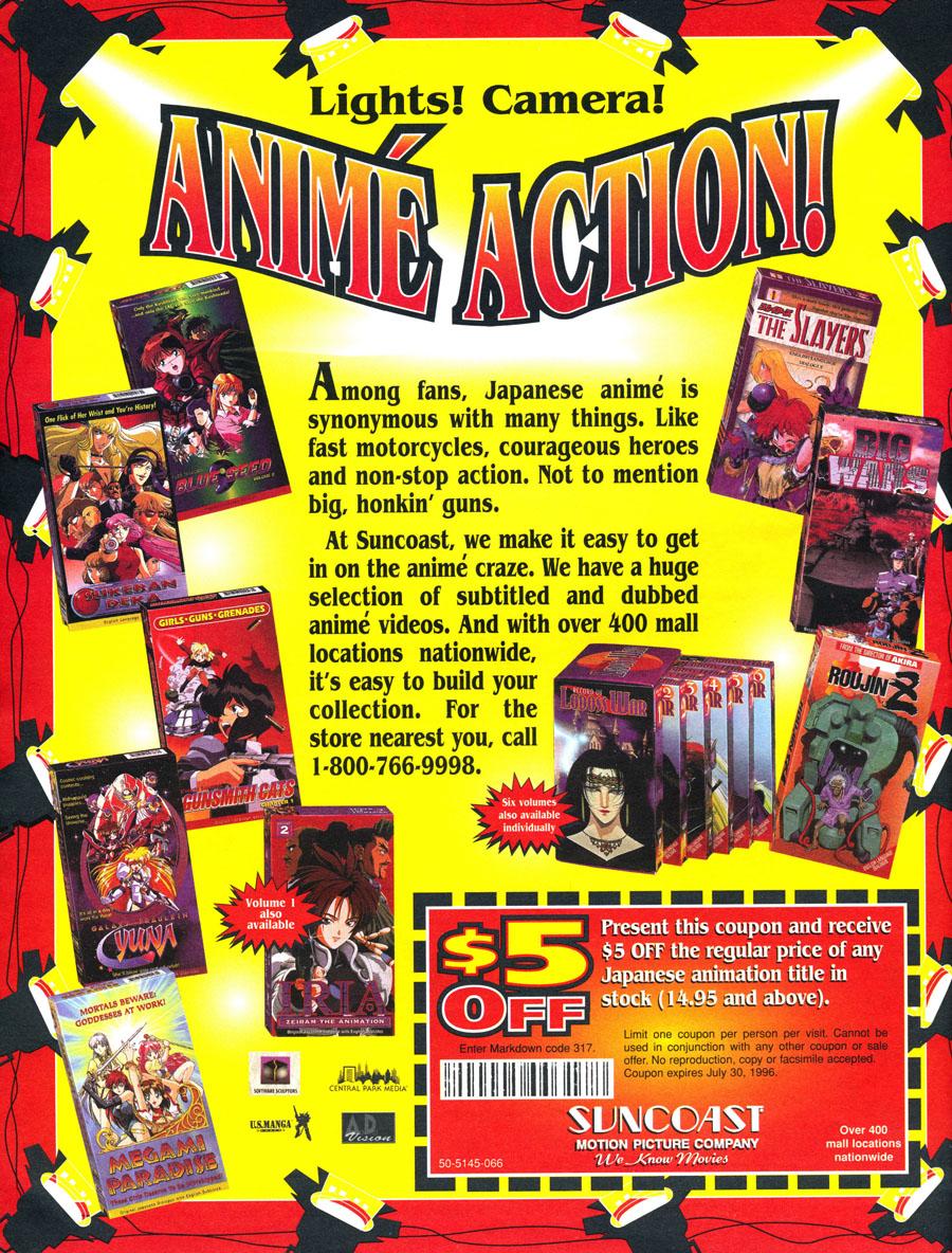 Lights-Camera-Anime-Action-Suncoast-Video-Anime-Ad