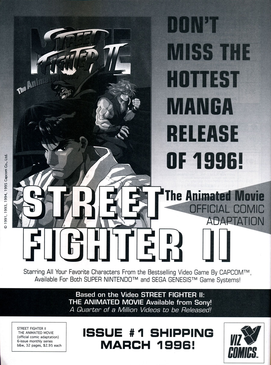 Street-Fighter-II-Animated-Movie-Viz-Comics