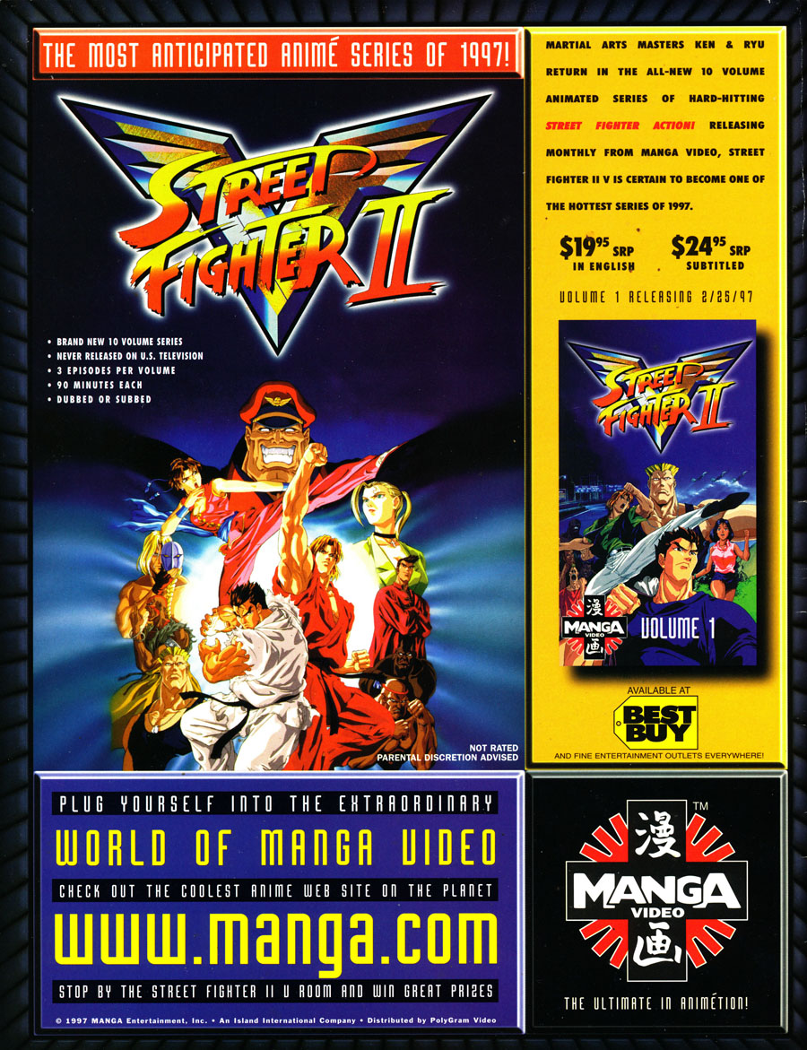 Street-Fighter-II-VHS-Best-Buy-Manga-Video