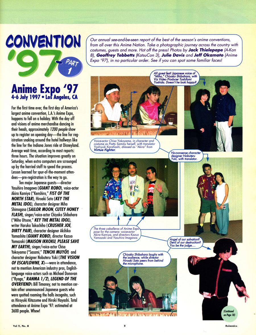 Anime-Expo-1997-Convention-Report-Animerica