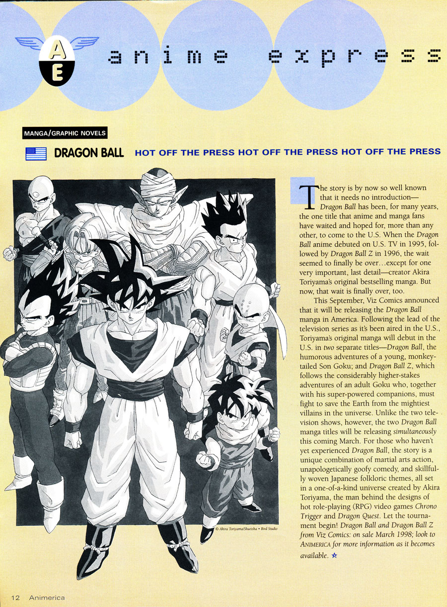Dragon-Ball-Z-Manga-VIZ-Comics