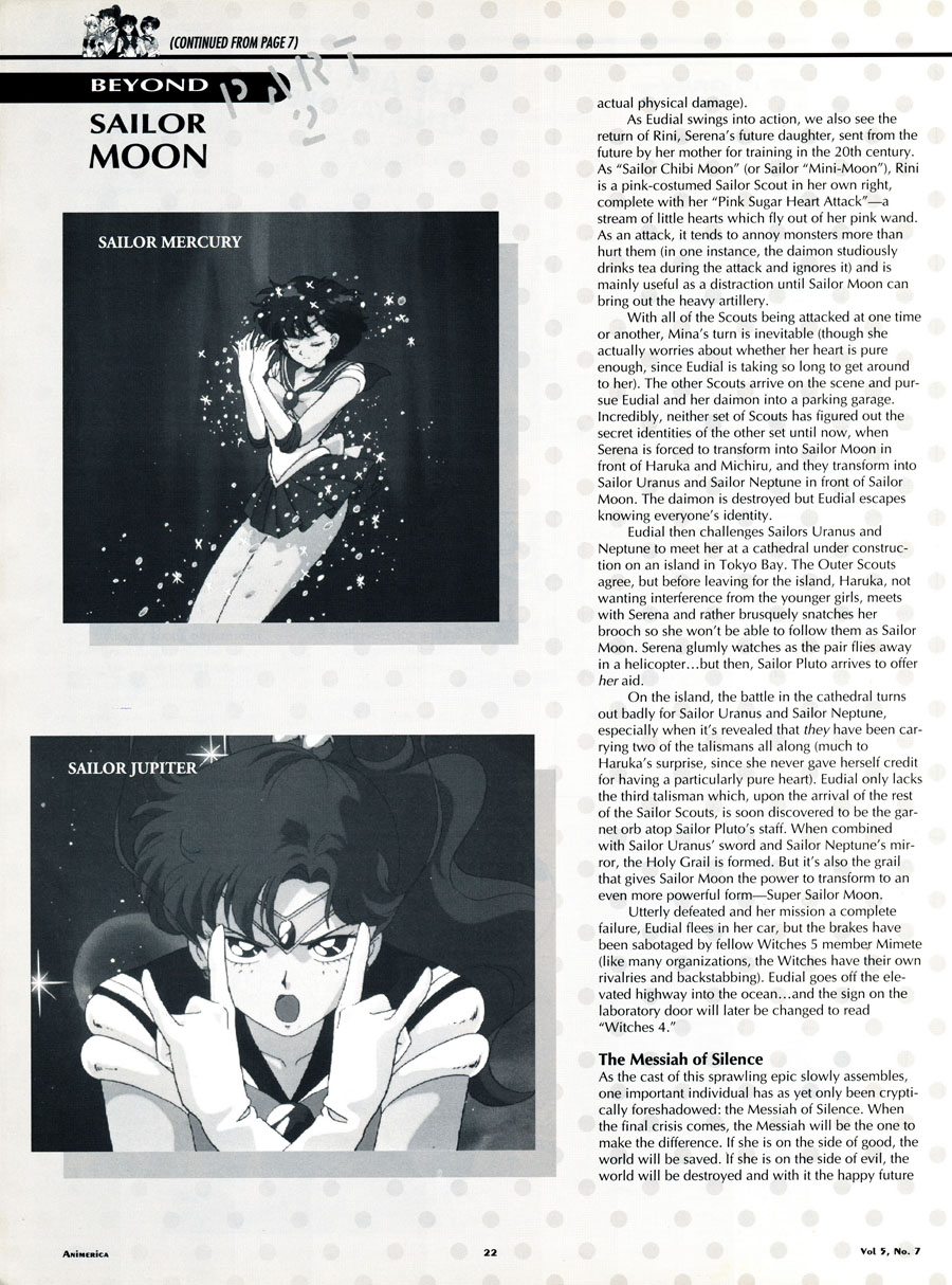 Sailor-Mercury-Sailor-Jupiter-Article-July-1997