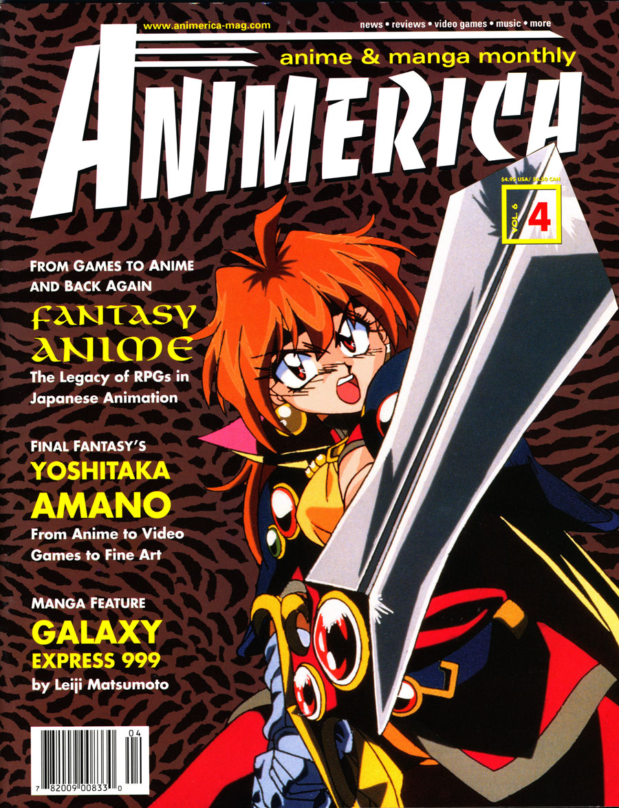 Animerica-April-1998-Slayers-Fantasy-Anime