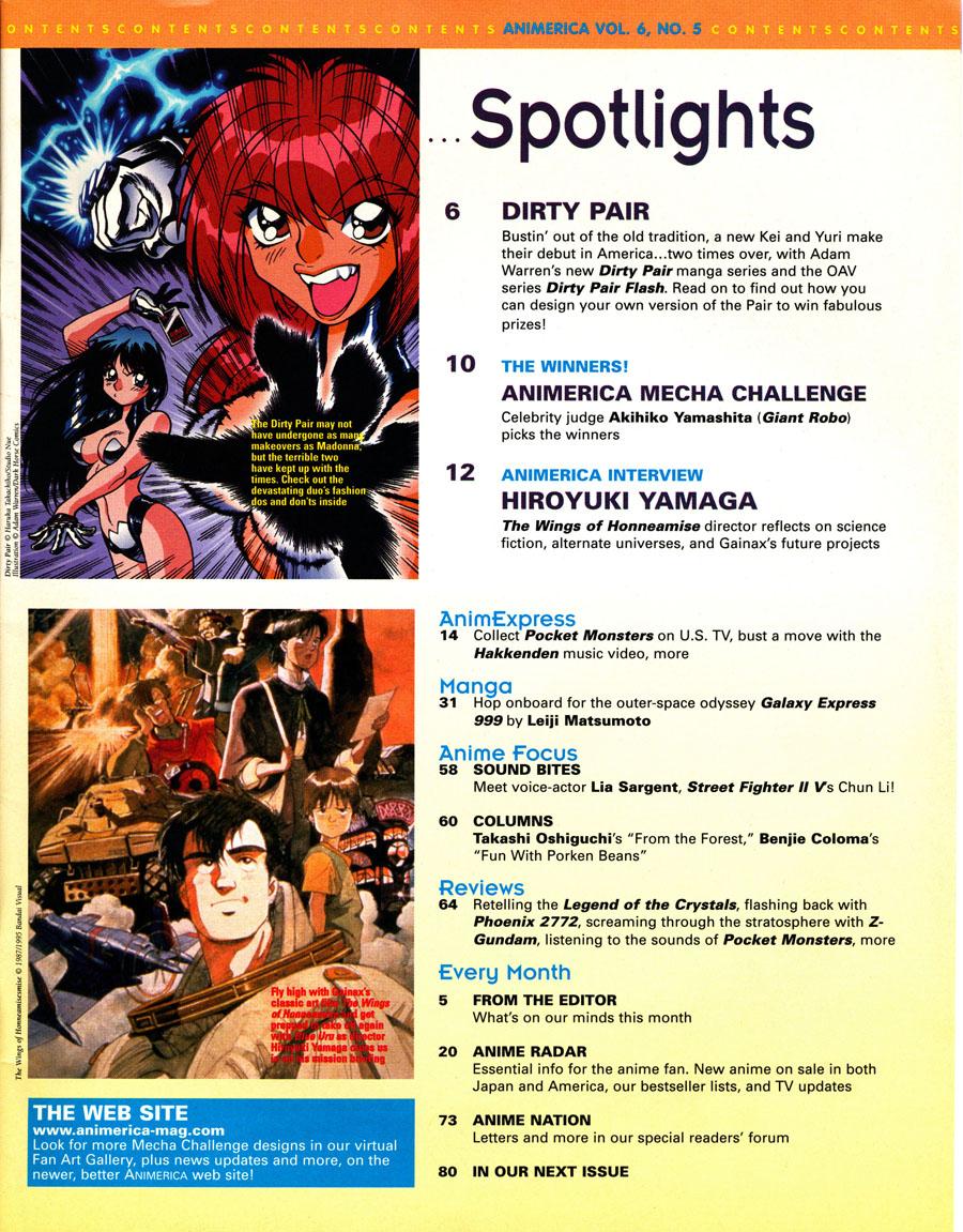 Animerica-May-1998-Contents-Magazine