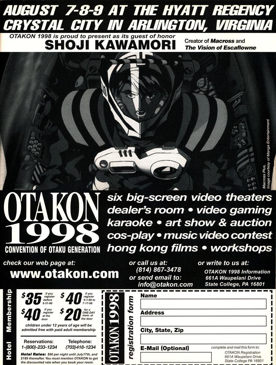 Otakon-1998-Shoji-Kawamori-anime-convention