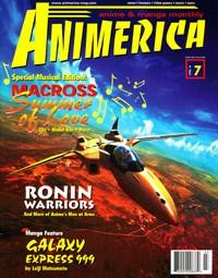 Animerica – Macross Soundtrack – Kimagure Orange Road – ADV Films Logo – July 1998