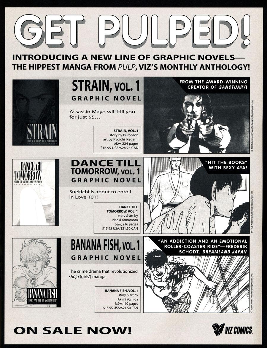 Pulp-VIZ-Comics-Manga