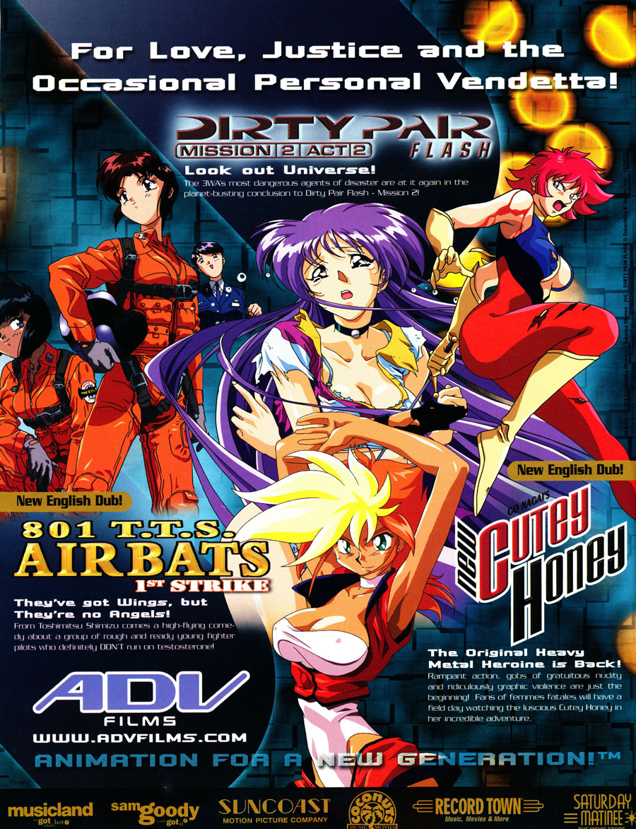 adv-films-801-tts-airbats-dirty-pair-new-cutey-honey