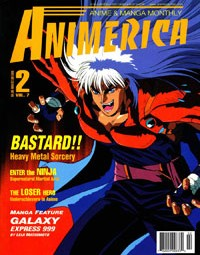 Animerica – The Loser Hero Story Trope – Ninjas – Anime Central – February 1999