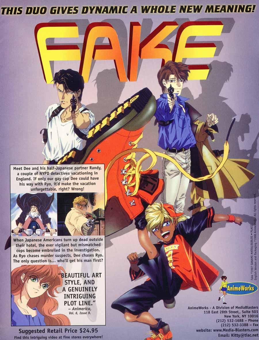 Fake-anime