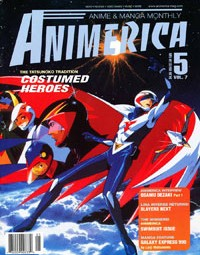 Animerica – Slayers and Over-Priced VHS English Subtitled Anime Releases – May 1999
