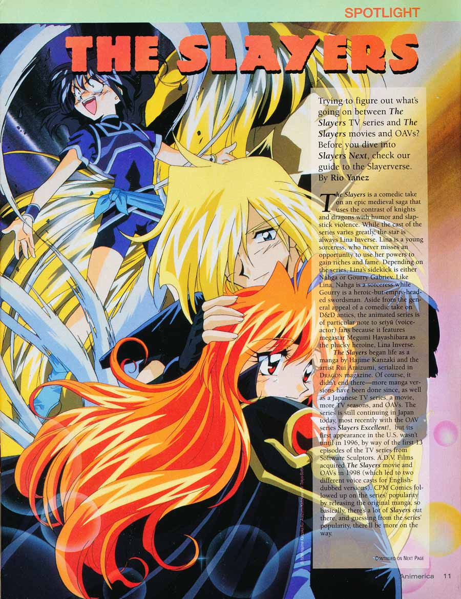 The-slayers-article-review-part-1