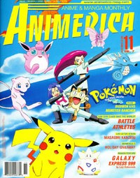 How To Customize Anime Model Kits and Anime That Time Forgot – Animerica November 1999