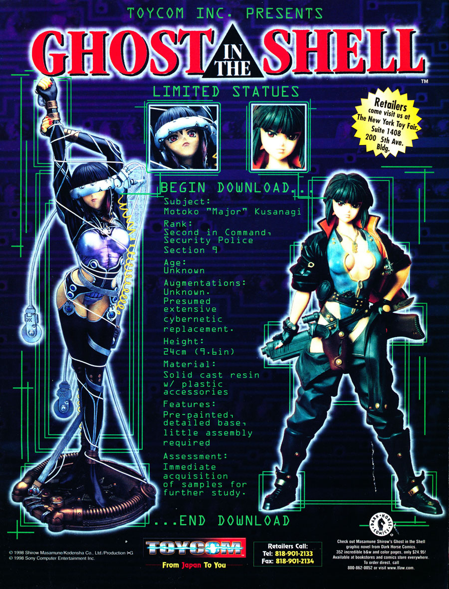 Ghost-in-the-Shell-motoko-kusanagi-figure