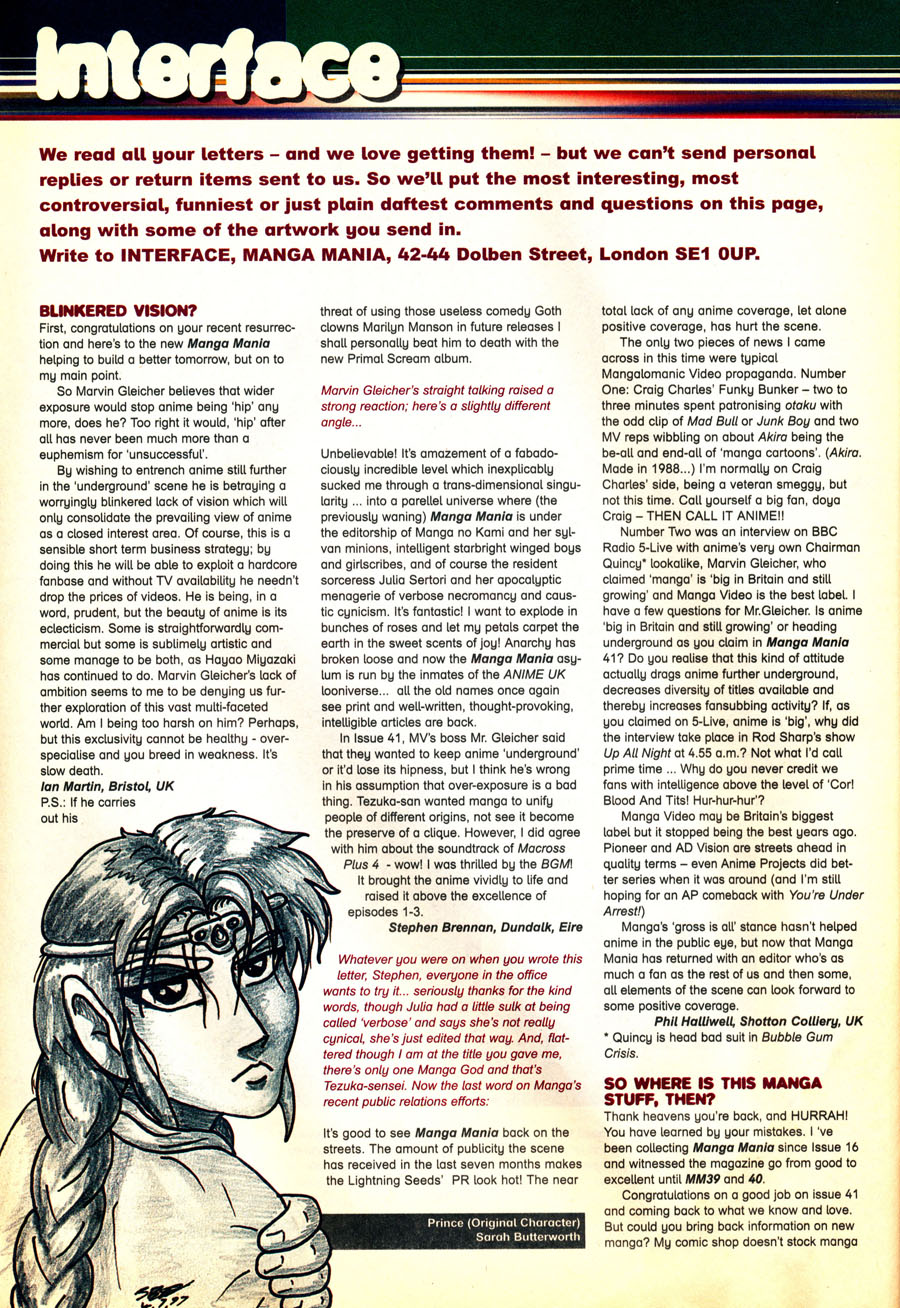 Manga-mania-anime-fan-mail