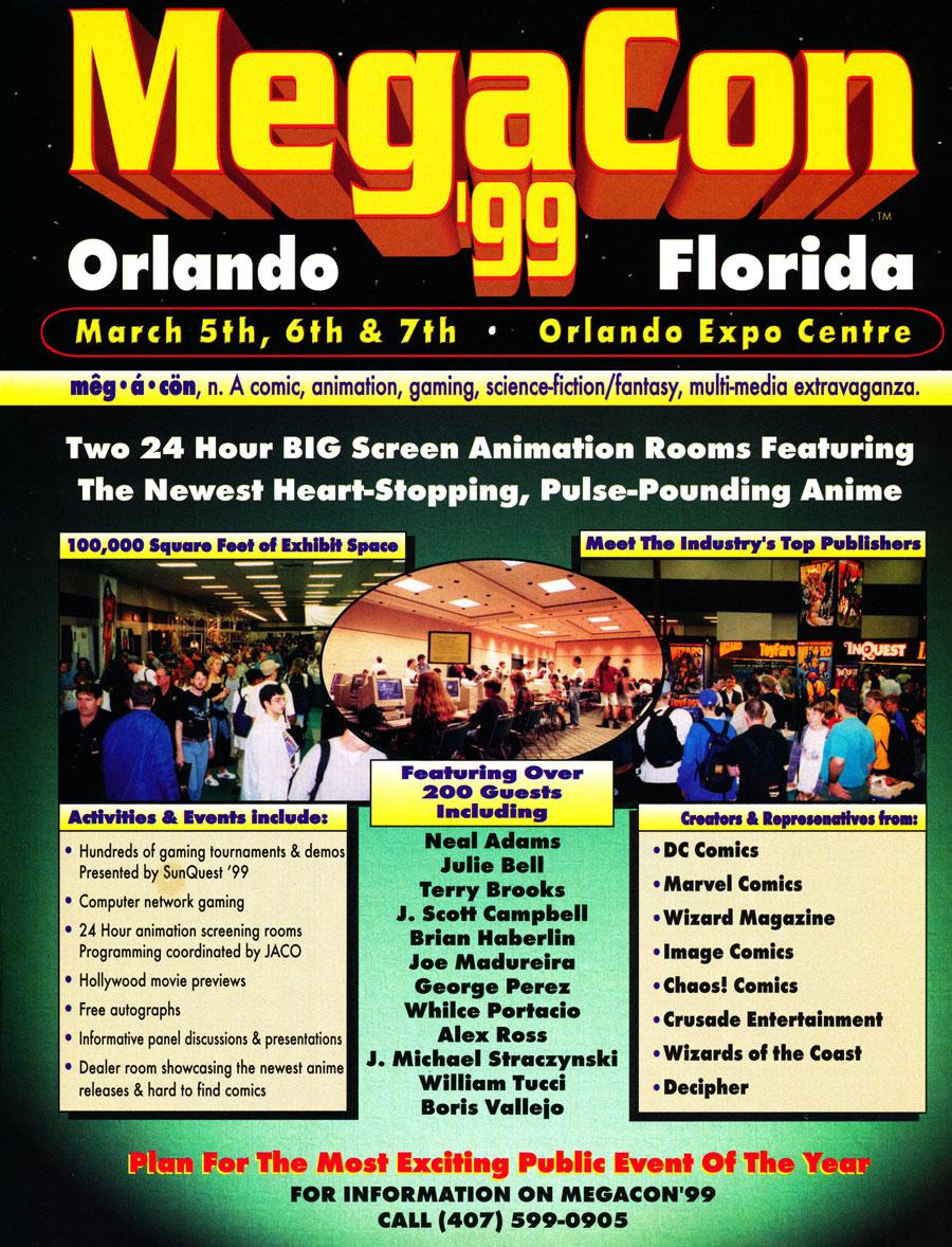 Mega-Con-99-Orlando-Florida-Con-Ad