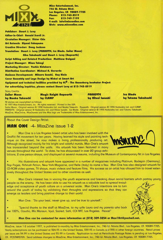 Mixx-Zine-Manga-Contents-October-1997