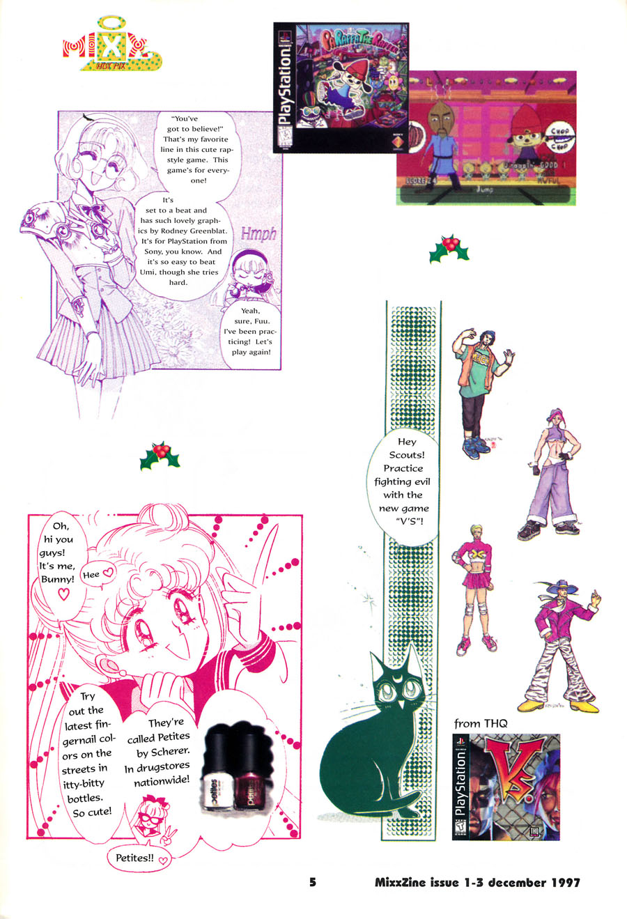mizz-zine-sailor-moon-magic-knight-rayearth-products-Issue-3-December-1997