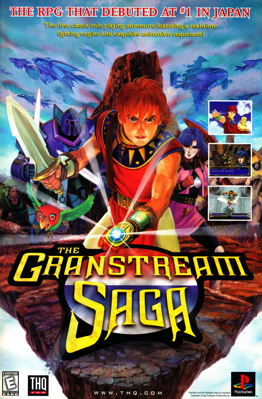 the-granstream-saga-playstation-game
