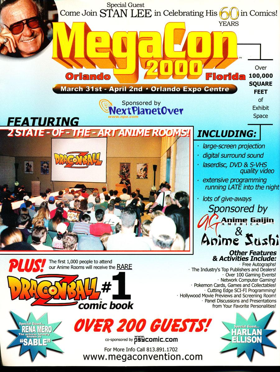 Megacon-convention