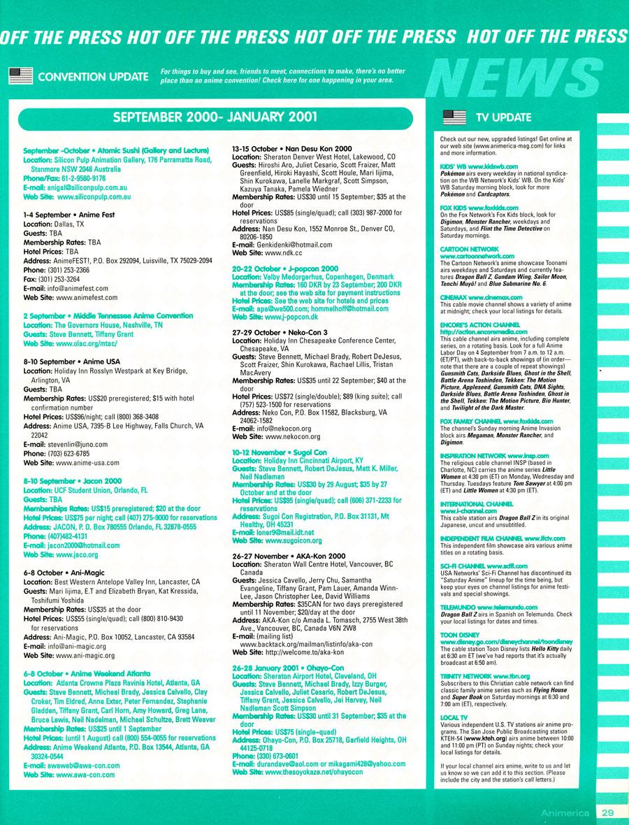 Anime-Convention-calendar-2000-2001