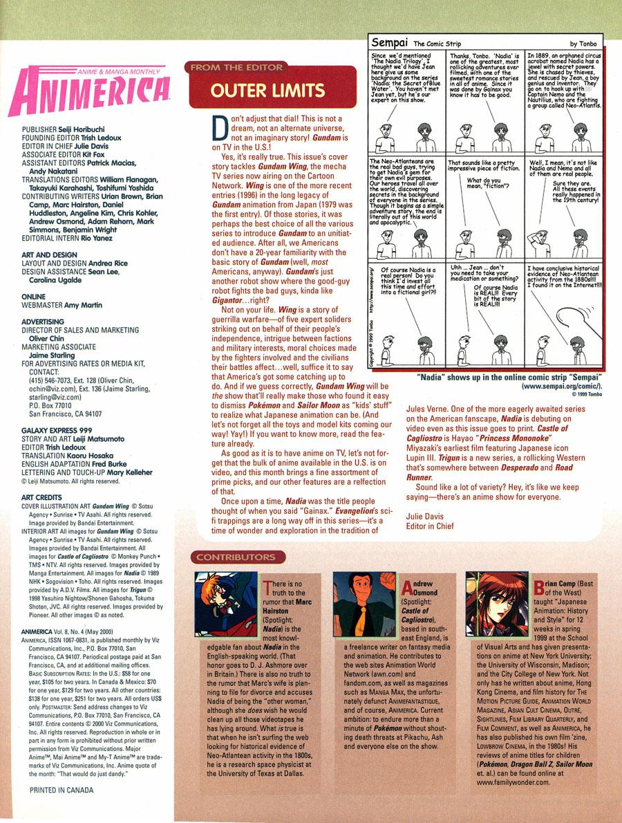 Editor-contributor-animerica-April-2000
