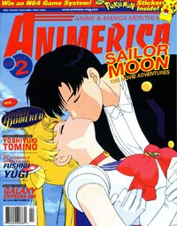 Yoshiyuki Tomino Interview – Sailor Moon, Fushigi Yugi Articles – Animerica February 2000