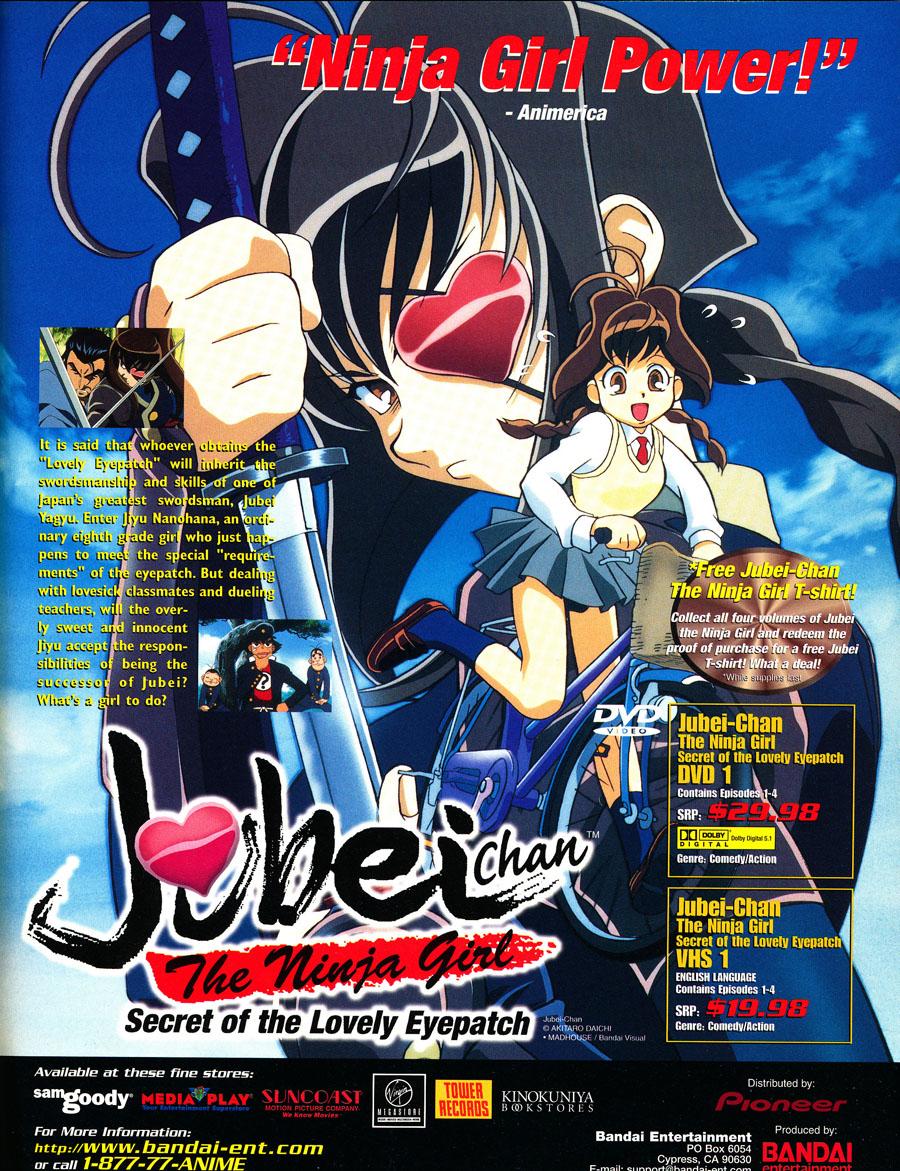 jubeichan-the-ninja-girl