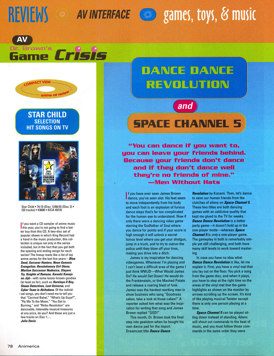 space-channel-5-review-dance-dance-revolution-1