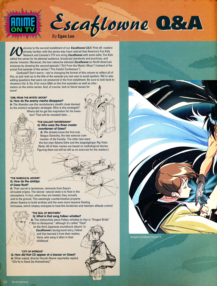 escaflowne-q&a-questions-answers-1